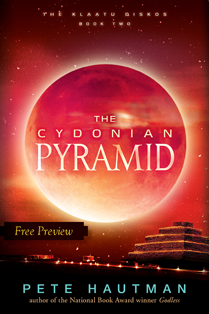 The Cydonian Pyramid (Free Preview of Chapters 1-3)