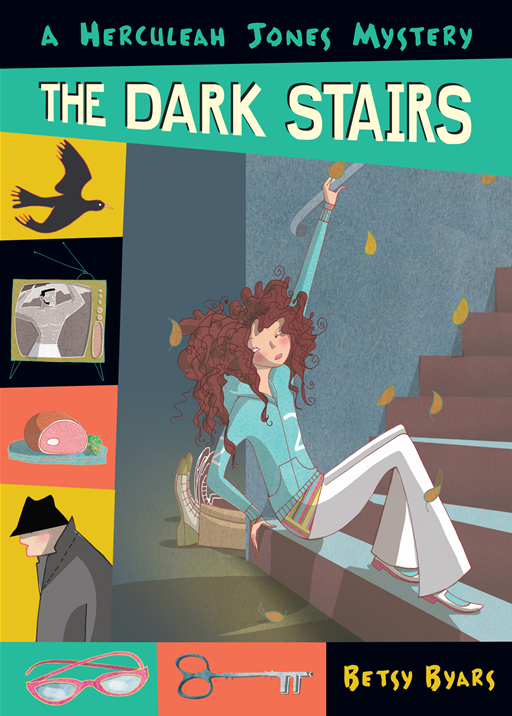 The Dark Stairs By: Betsy Byars