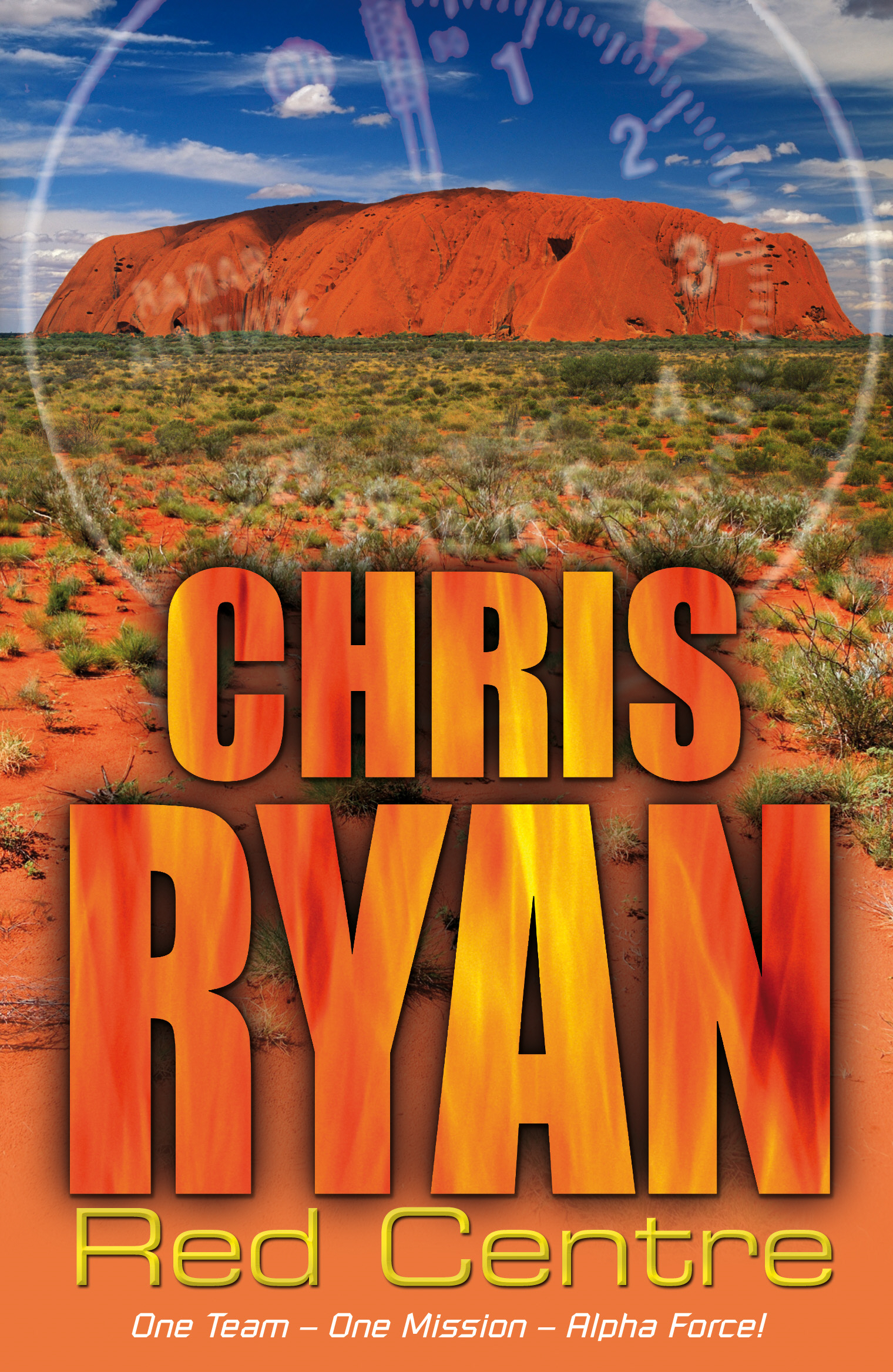 Alpha Force: Red Centre Book 5