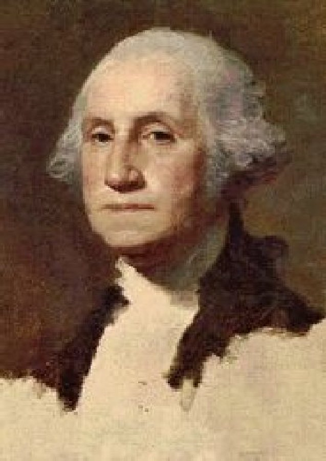 George Washington, both volumes in a single file