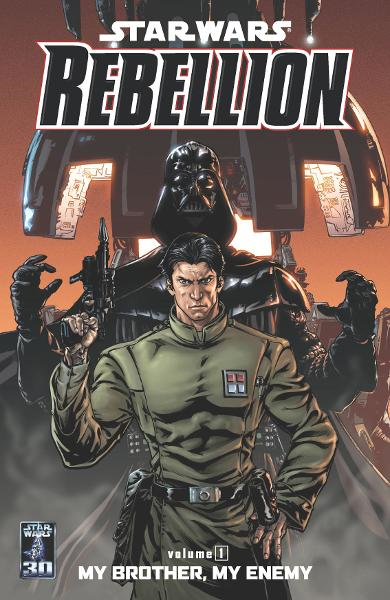 Star Wars: Rebellion Volume 1--My Brother, My Enemy