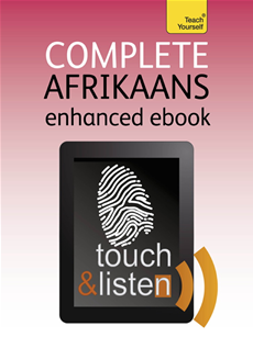 Complete Afrikaans (Kindle Enhanced Edition) Teach Yourself