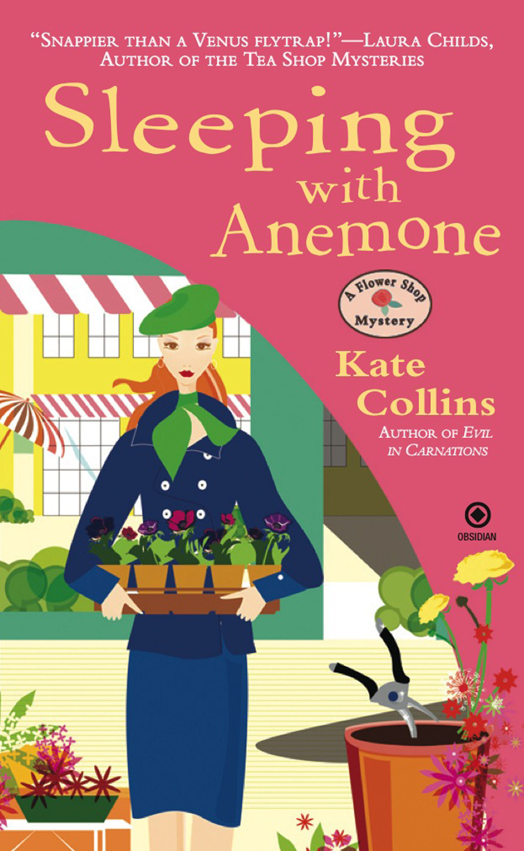 Sleeping With Anemone By: Kate Collins