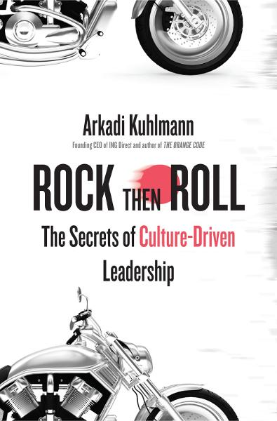 Rock Then Roll By: Arkadi Kuhlmann