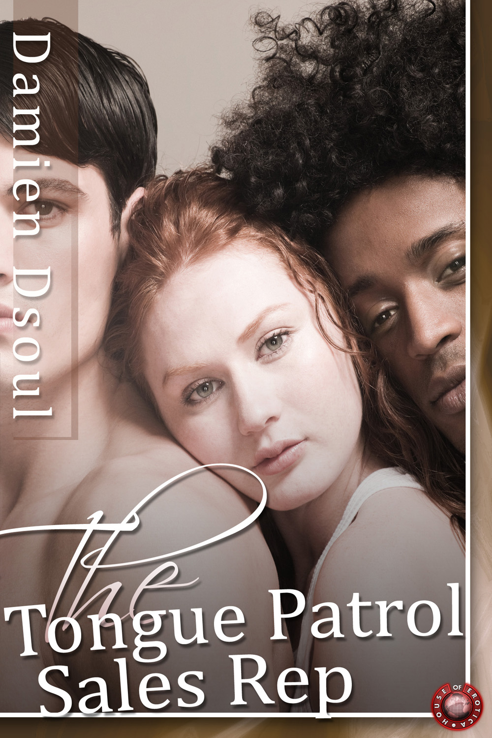 The Tongue Patrol Sales Rep (Kindle)