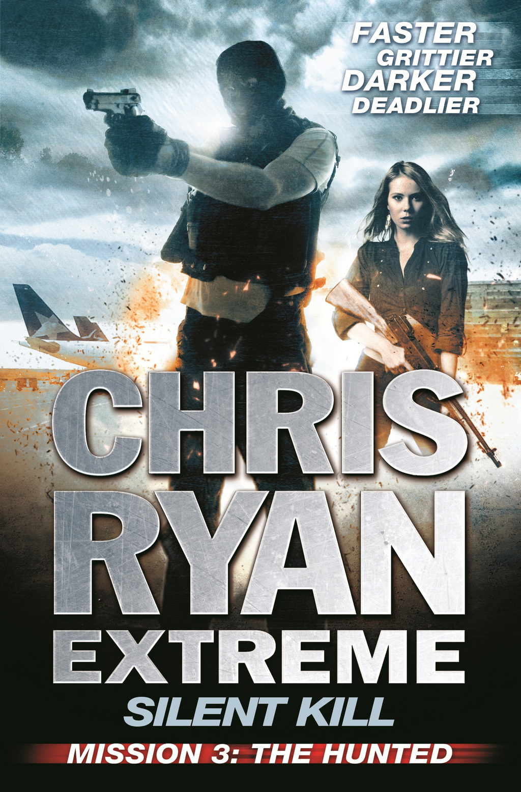 Silent Kill Mission 3 Chris Ryan Extreme Series 4