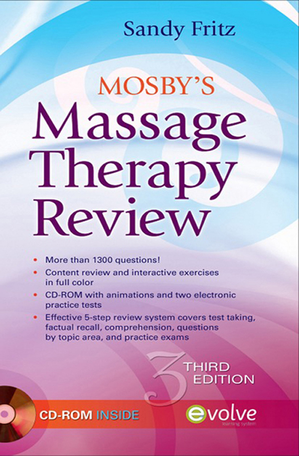 Mosby's Massage Therapy Review By: Sandy Fritz