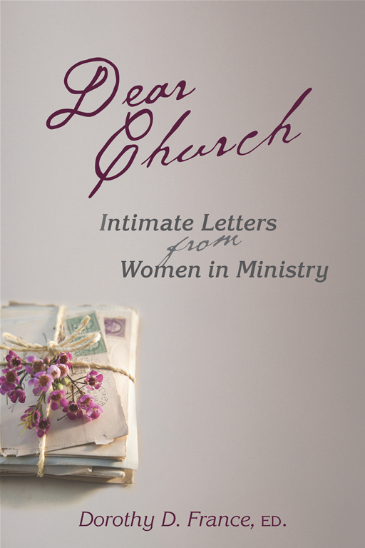 Dear Church: Intimate Letters from Women in Ministry