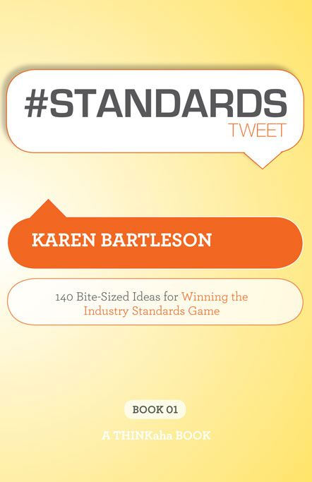 #STANDARDS tweet Book01