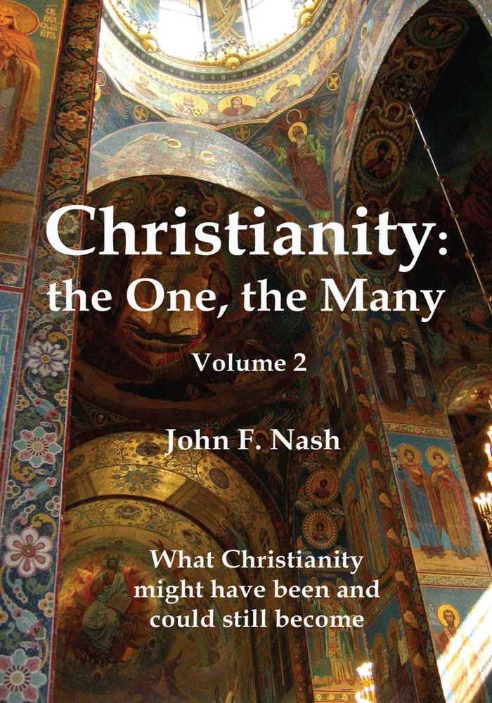 Christianity: the One, the Many