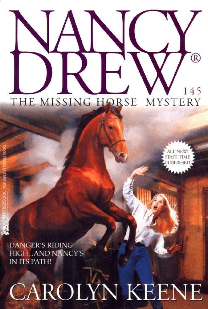 The Missing Horse Mystery By: Carolyn Keene