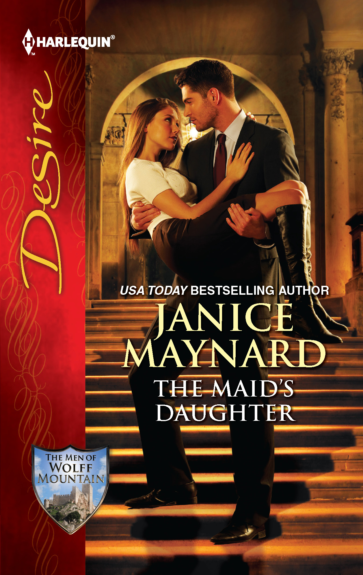 The Maid's Daughter By: Janice Maynard