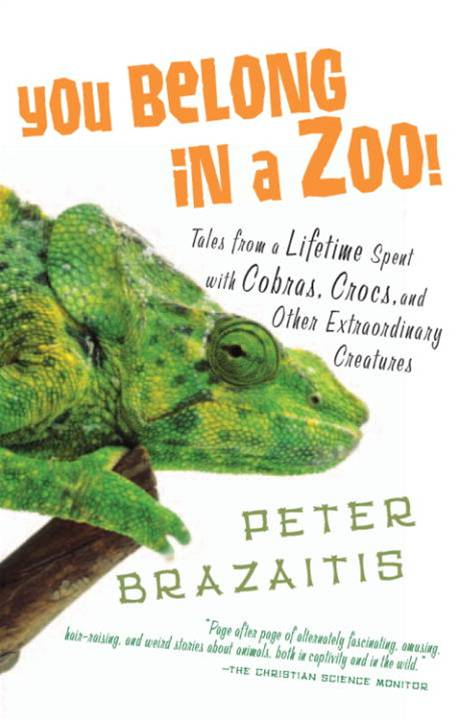 You Belong in a Zoo! By: Peter Brazaitis