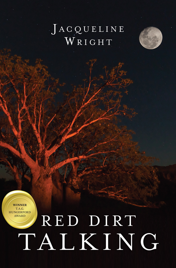Red Dirt Talking By: Jacqueline Wright