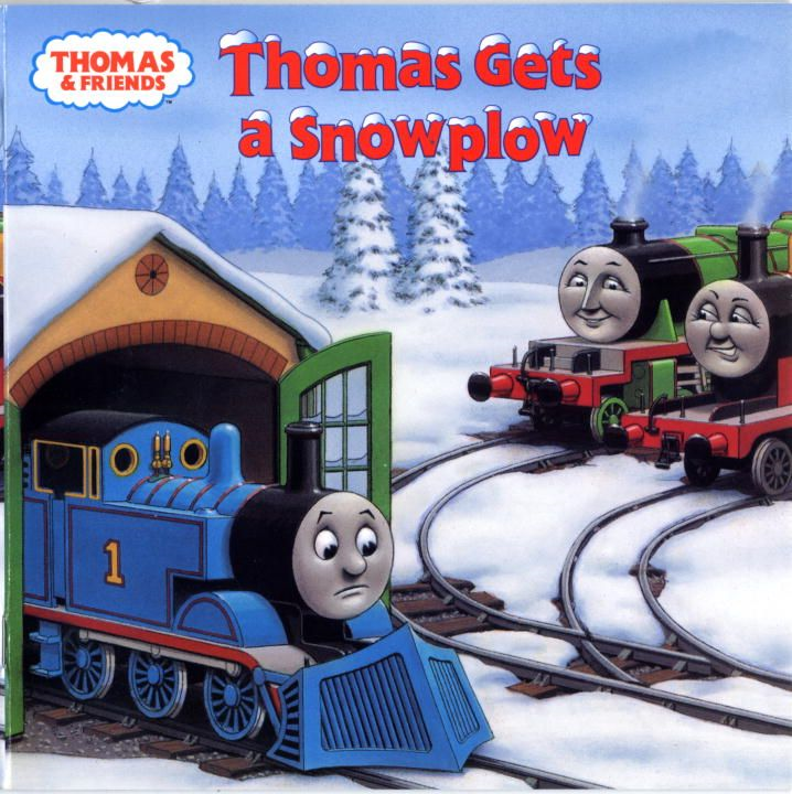 Thomas Gets a Snowplow (Thomas & Friends) By: Rev. W. Awdry,Richard Courtney