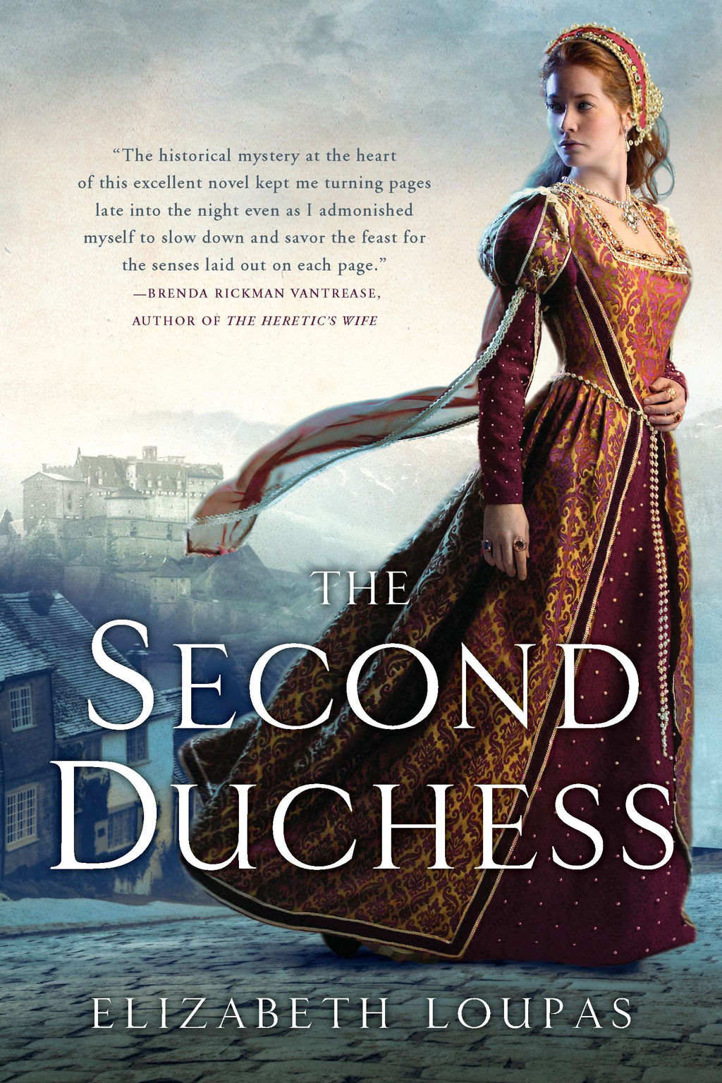 The Second Duchess By: Elizabeth Loupas