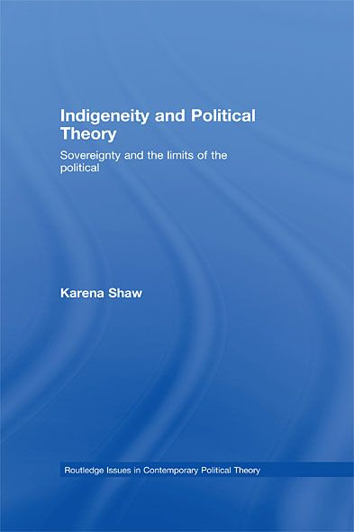 Sovereignty and Political Theory By: Karena Shaw