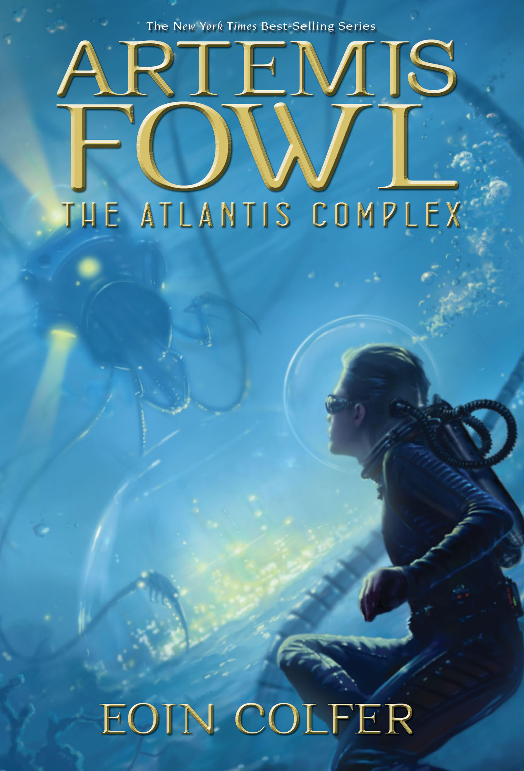Atlantis Complex, The (Artemis Fowl, Book 7) By: Eoin Colfer