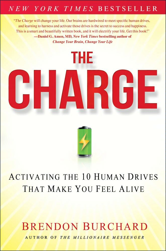 The Charge By: Brendon Burchard