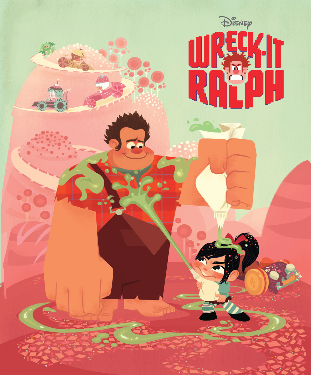 Disney Classic Stories:  Wreck-It Ralph By: Disney Book Group