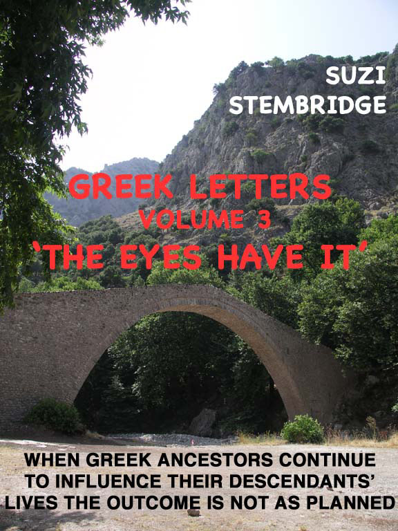 GREEK LETTER VOLUME 3