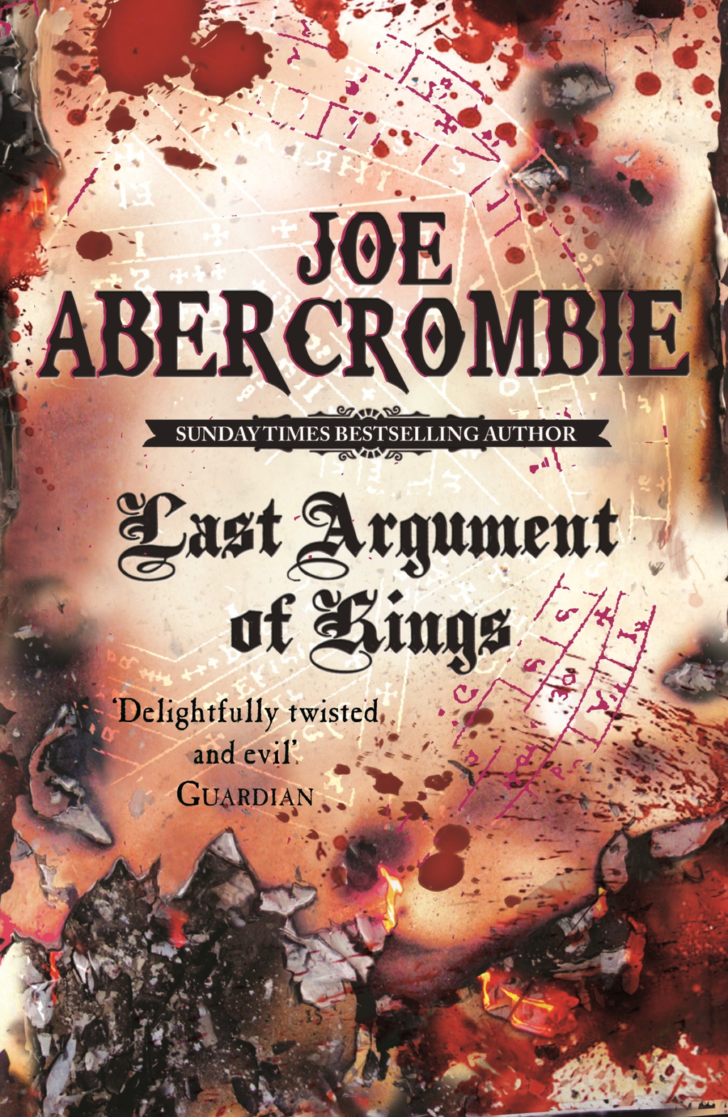 Last Argument Of Kings The First Law: Book Three