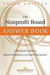 The Nonprofit Board Answer Book: