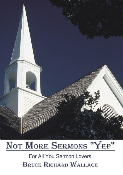 "Not More Sermons ""yep"""