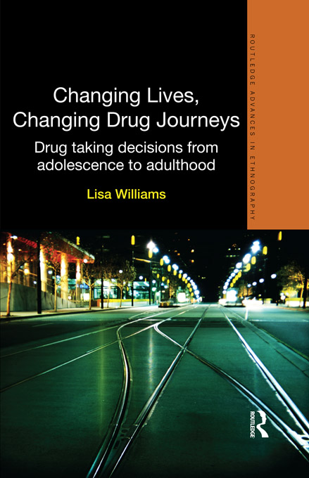 Changing lives, changing drug journeys