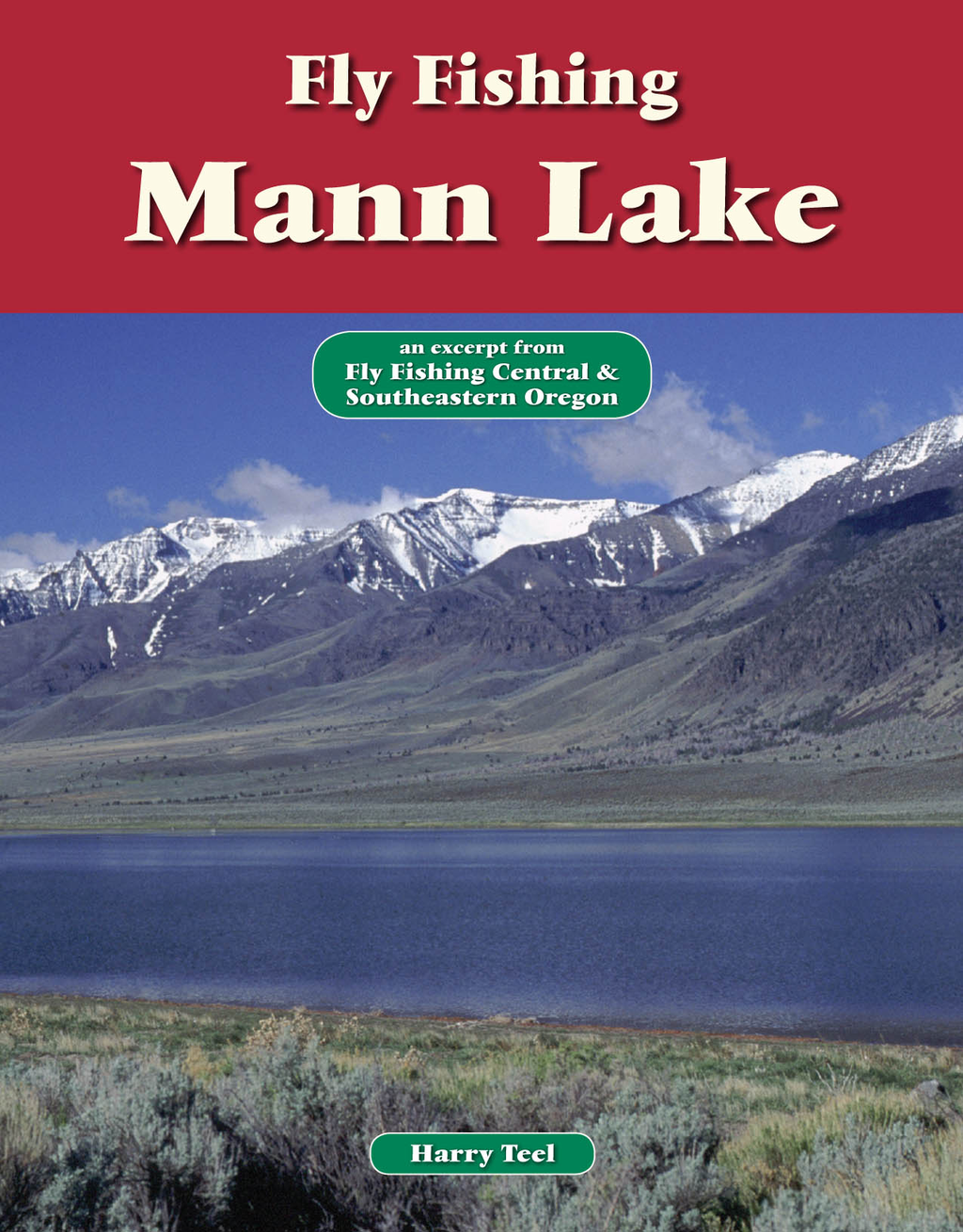 Fly Fishing Mann Lake