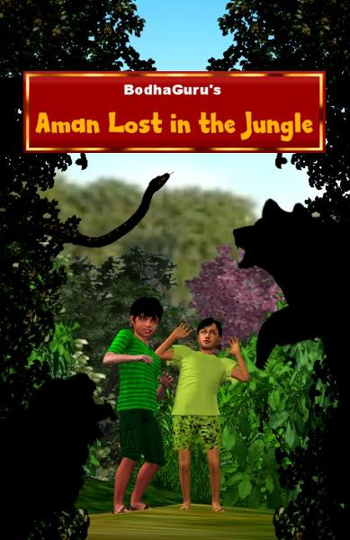 Aman Lost in the Jungle