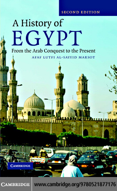 A History of Egypt 2ed