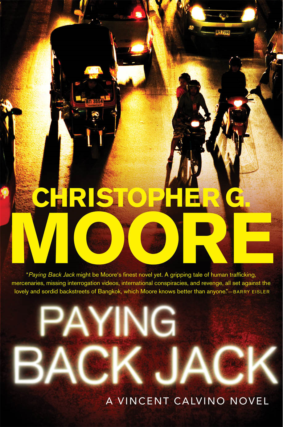 Paying Back Jack By: Christopher G. Moore