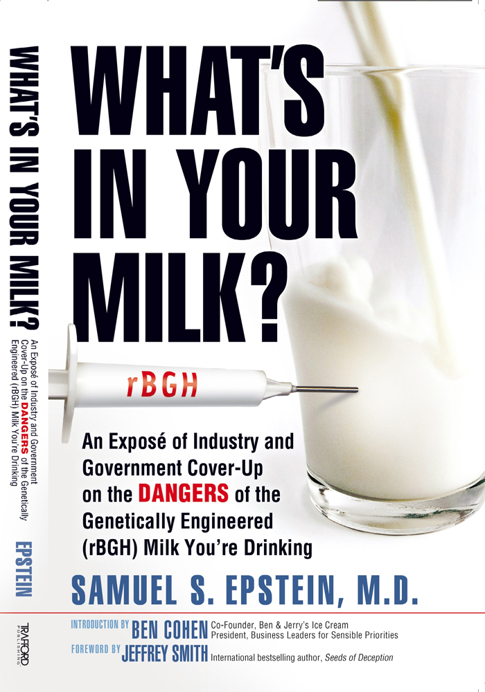 What's In Your Milk?