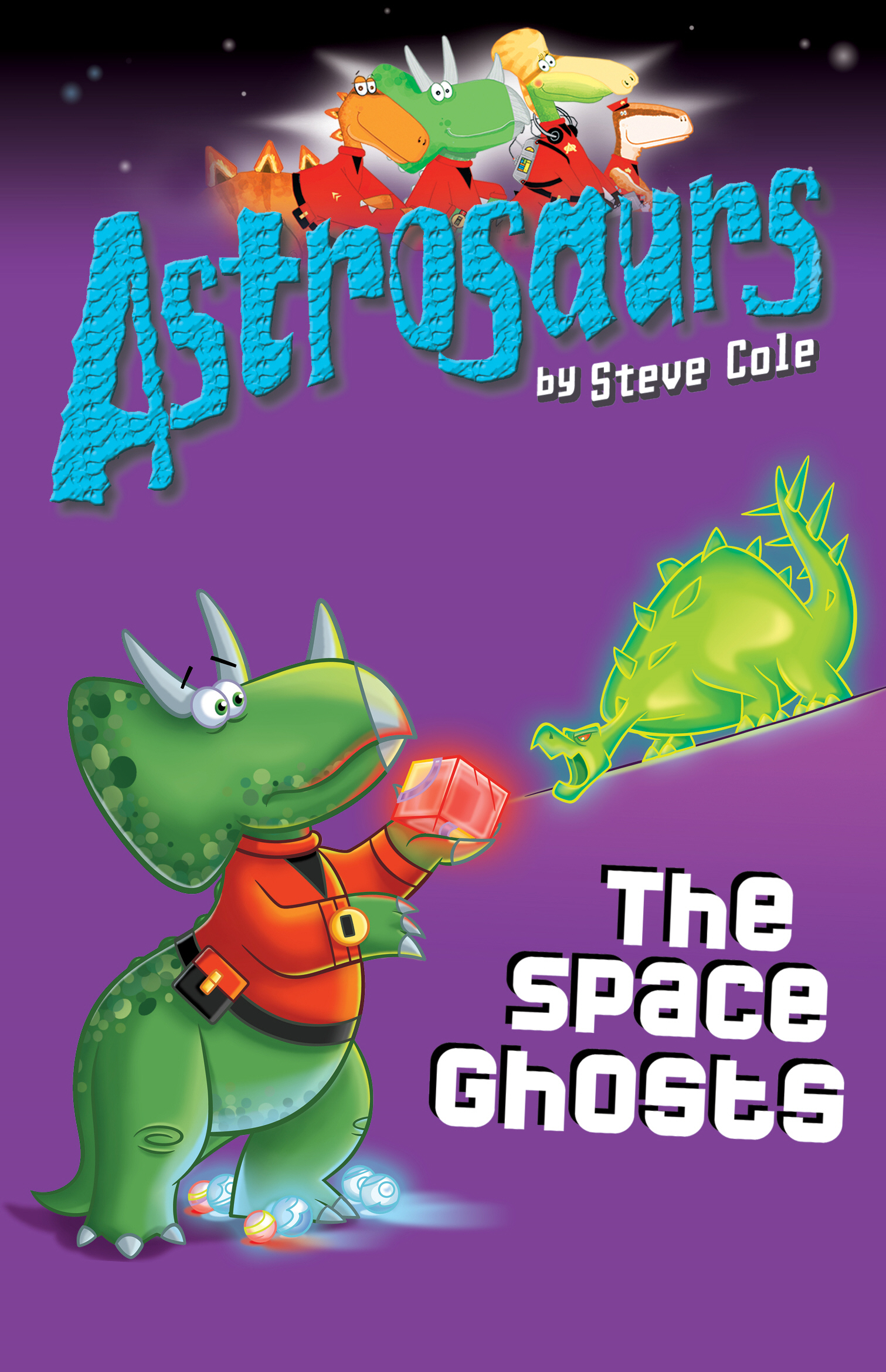 Astrosaurs 6: The Space Ghosts