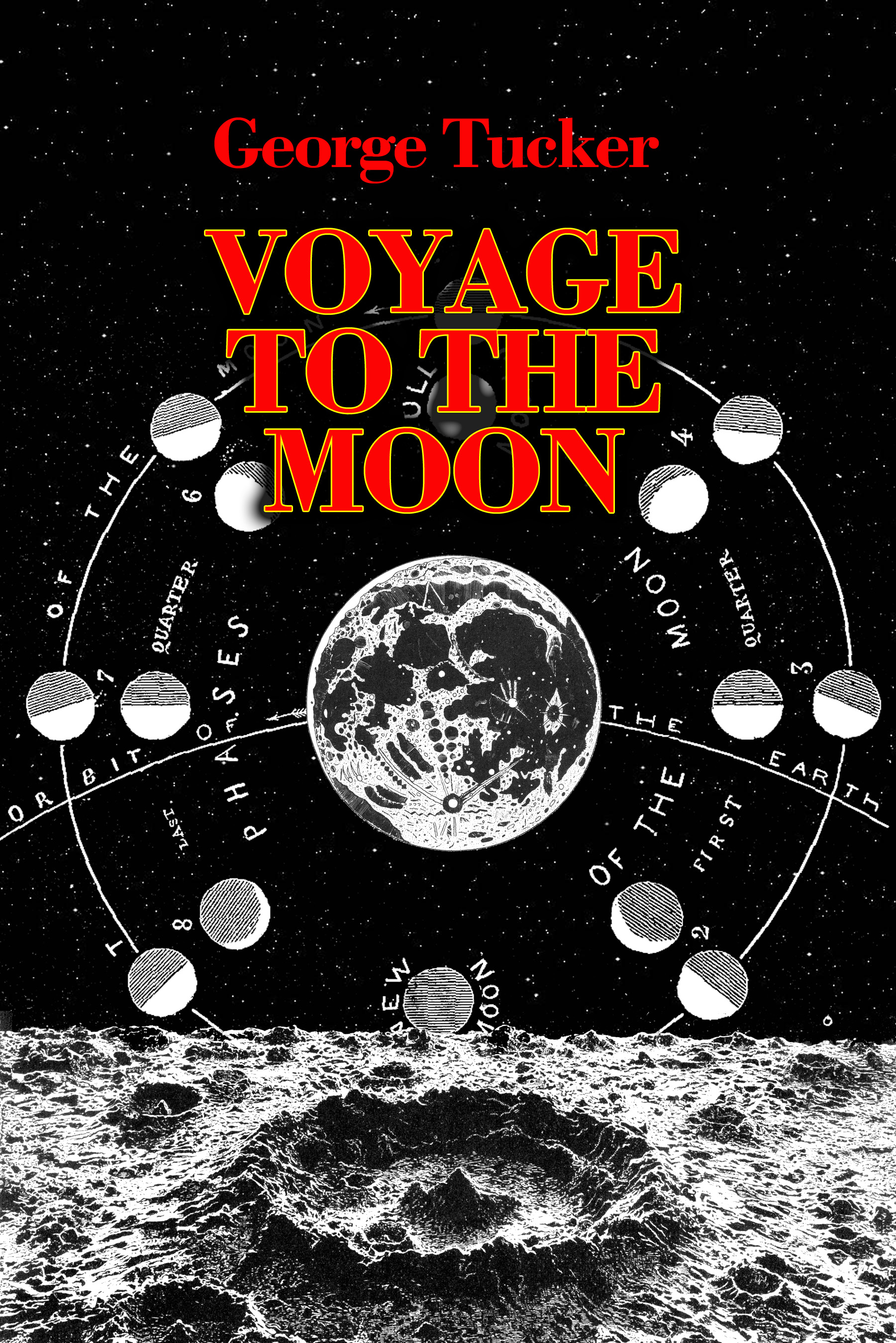 Ron Miller  George Tucker - A Voyage to the Moon