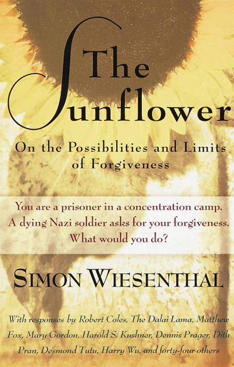 The Sunflower By: Simon Wiesenthal