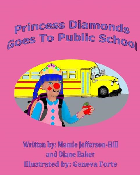 Princess Diamonds Goes To Public School