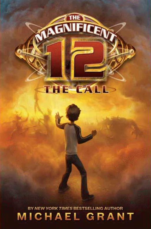 Cover Image: The Magnificent 12: The Call