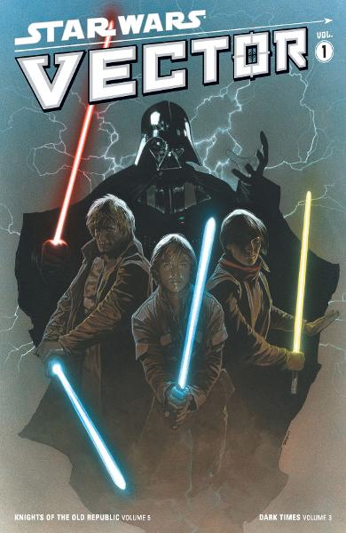 Star Wars: Vector Volume 1 (of 2)