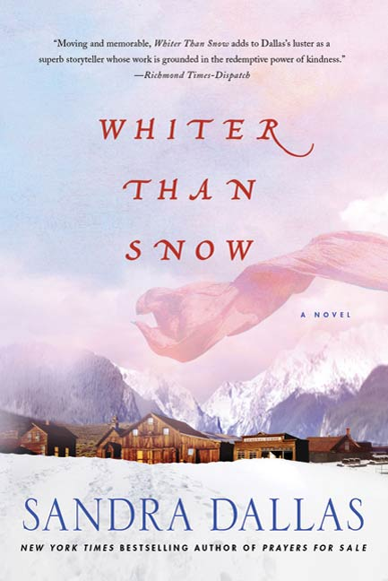 Whiter Than Snow By: Sandra Dallas