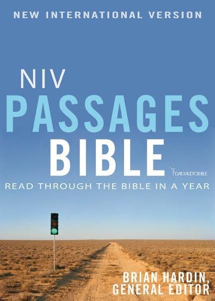 NIV Passages Bible By: Brian   Hardin