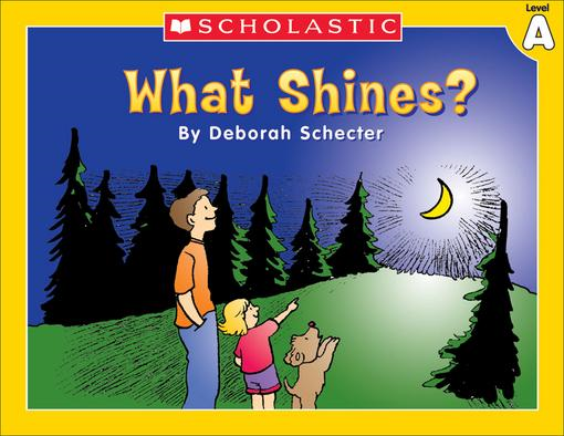 Little Leveled Readers: Level A - What Shines?: Just the Right Level to Help Young Readers Soar!