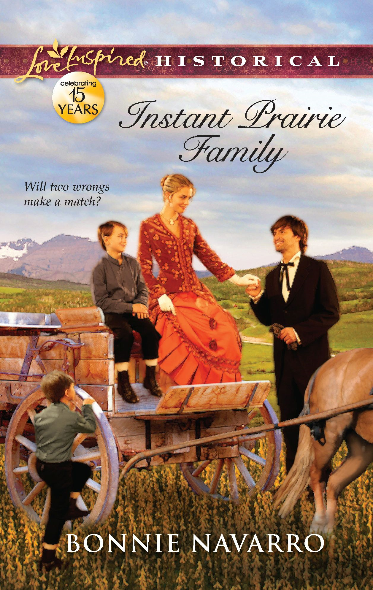 Instant Prairie Family By: Bonnie Navarro