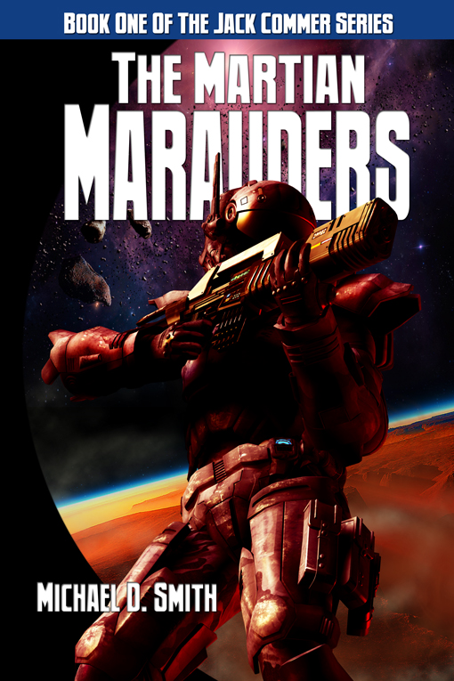 The Martian Marauders