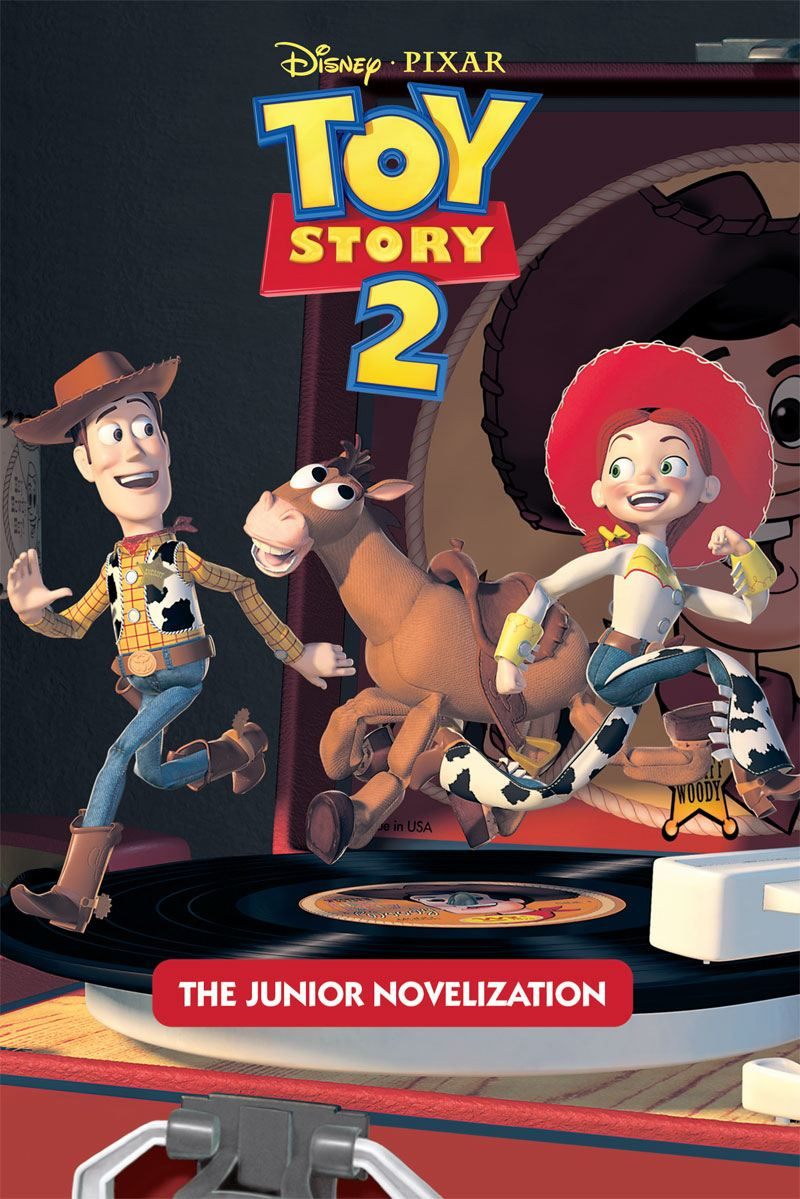 Toy Story 2 Junior Novel By: Disney Press