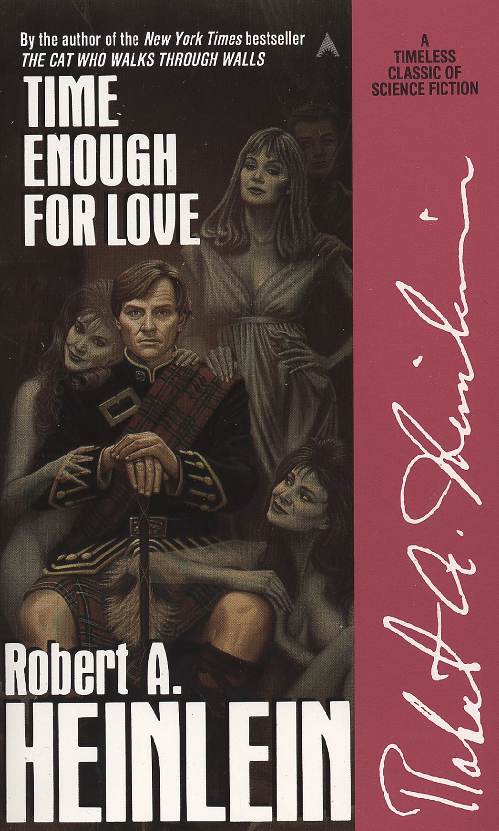 Time Enough for Love By: Robert A. Heinlein