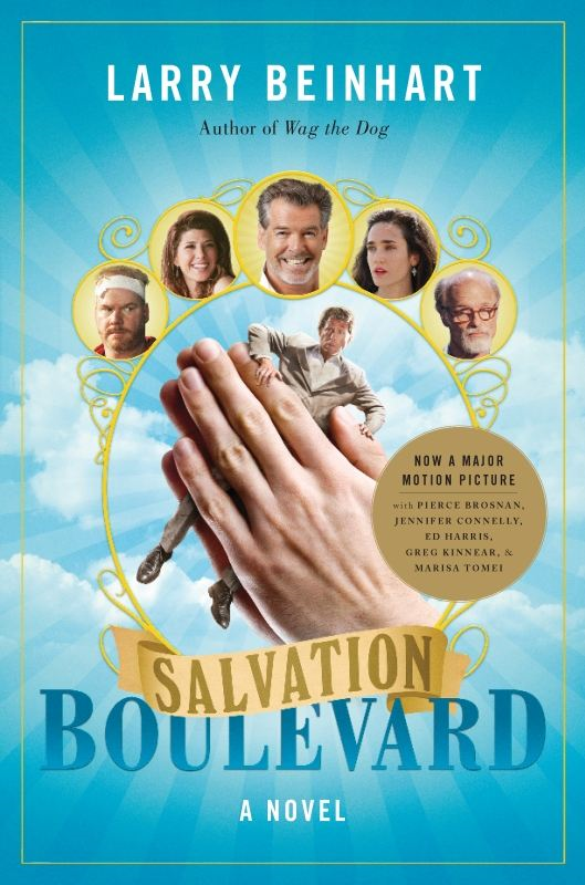 Salvation Boulevard, movie tie-in: A Novel