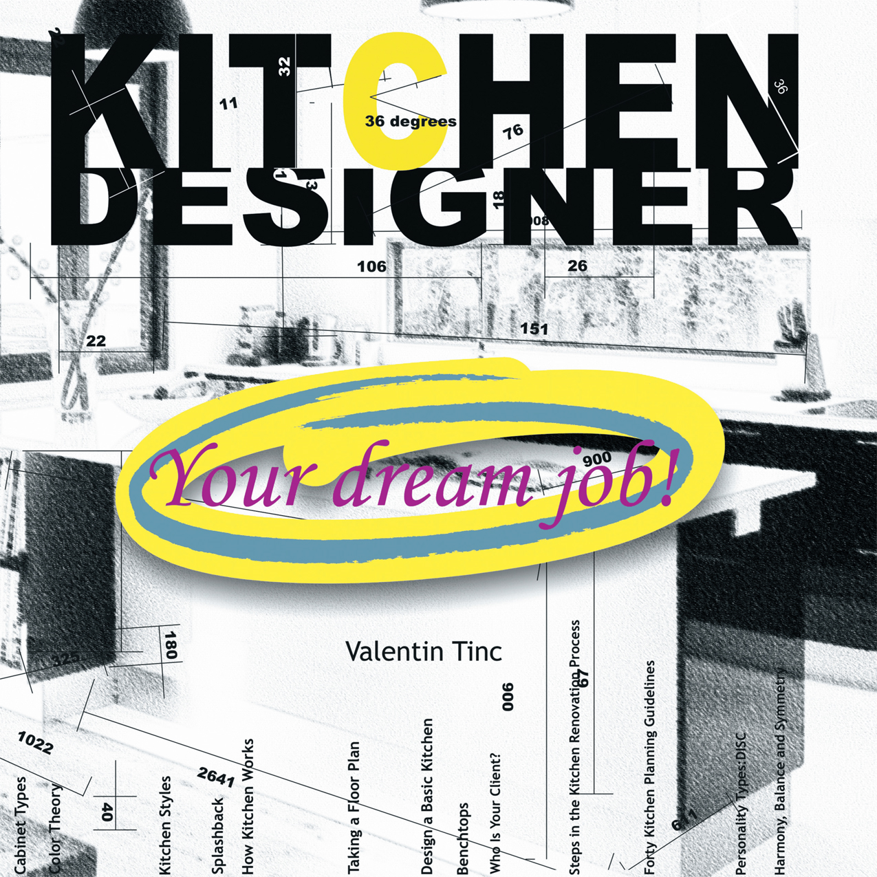 Kitchen Designer: Your Dream Job! By: Valentin Tinc