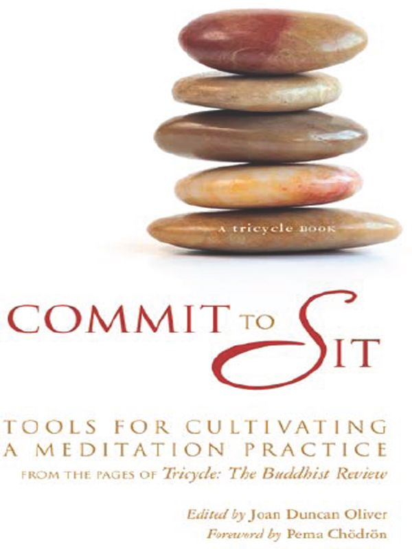 Commit To Sit By: Joan Duncan Oliver